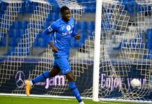 Photo of Onuachu ranked best striker in Belgium