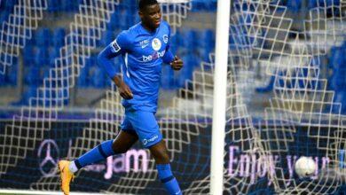 Photo of Onuachu ranked best striker in Belgium