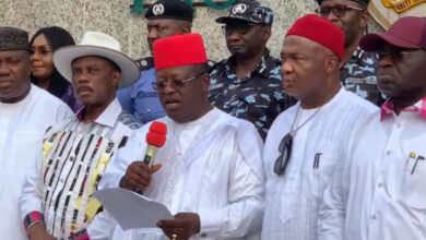 Photo of Gunmen attack Ebonyi community hours after southeast governors unveil security outfit