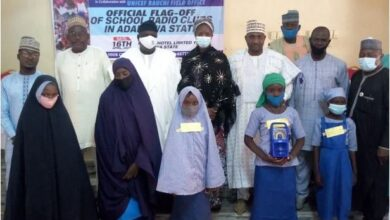 Photo of UNICEF inaugurates radio clubs in N/E schools to boost education