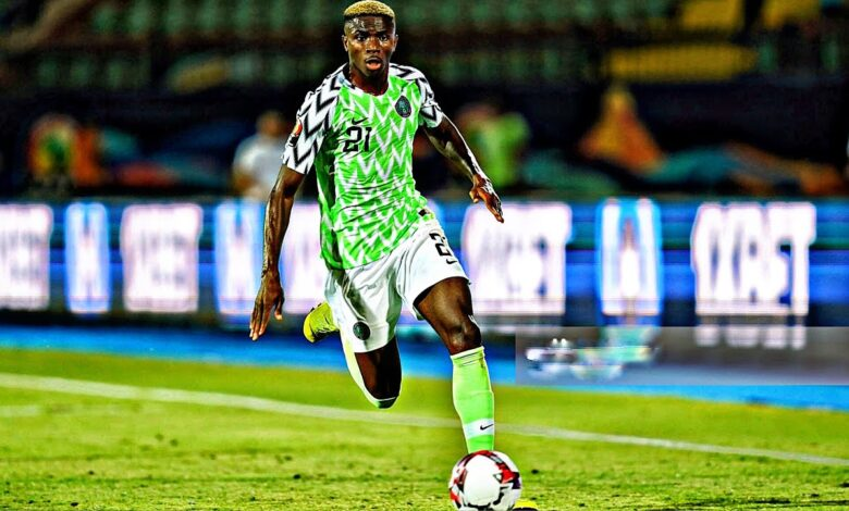 2021 AFCON: Five-star Osimhen listed joint-top scorer