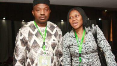 Photo of Odumakin's widow, Joe launches foundation to immortalise him