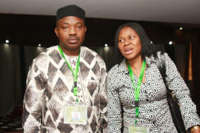 Joe-Okei Odumakin announces burial plans for husband