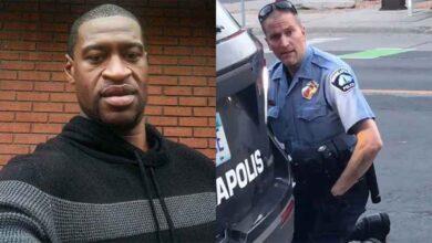 Photo of BREAKING: U.S. Police officer, Derek Chauvin found guilty of George Floyd's murder