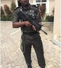 Photo of Police officer dismissed for attempted murder in Lagos