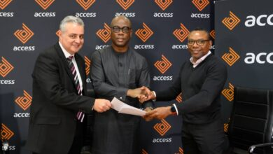 Photo of Access Bank begins operation in South Africa