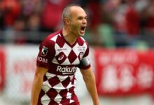 Photo of Iniesta agrees two-year contract extension at Vissel Kobe
