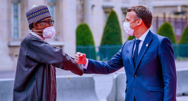 The Takeaways from President Buhari's visit to France, By Garba Shehu