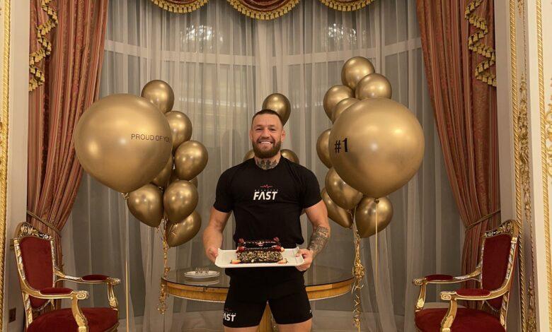 McGregor beats Messi, Ronaldo to become world's richest athlete
