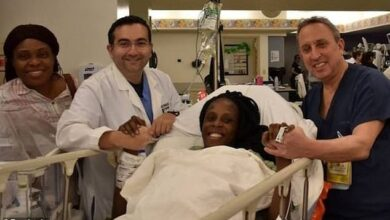 Photo of Malian Halima Cisse breaks world record, gives birth to nine babies