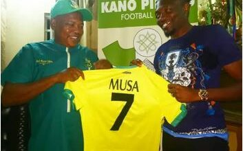 Photo of Kano Pillars sign seven new players
