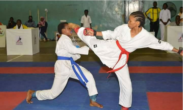 Nigeria's Karate athletes to attend Olympic qualifiers
