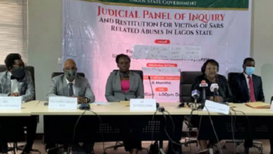Photo of #EndSARS: Lagos panel awards two police brutality victims N11m