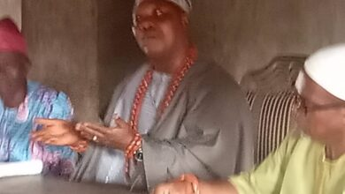 Photo of Olukere warns youths against cultism, vows to invoke spirit of ancestors if activity continues