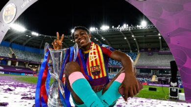 Photo of Oshoala makes history as Barcelona win first Women's Champions League title