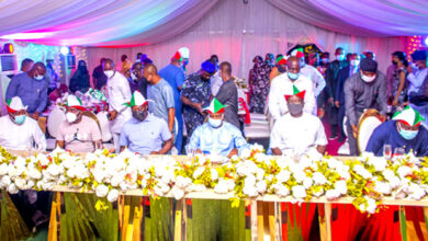 Photo of PDP Governors tell Buhari to devolve more power to states to tackle insecurity