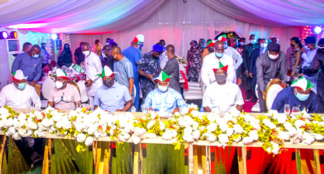 PDP Governors meeting a 'political jamboree, waste of time' – APC