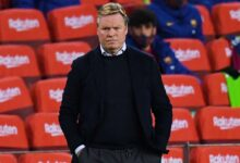 Photo of Barcelona sack coach, Ronald Koeman after another disastrous outing