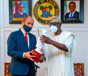 Lagos Govt, Czech to partner on technology, agriculture