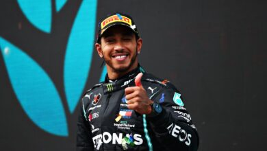 Photo of Lewis Hamilton wins in Spain, 5th time in a row