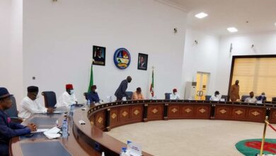 Photo of JUST IN: Southern Governors meet in Delta, ban open grazing