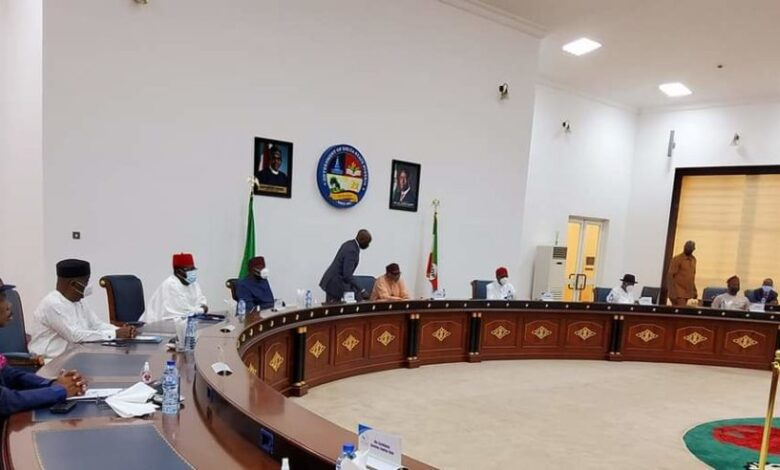 JUST IN: Southern Governors meet in Delta, ban open grazing