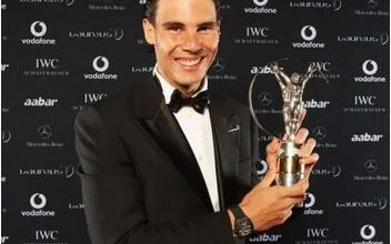 Photo of Nadal, Naomi Osaka win top Laureus awards