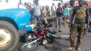 Photo of Two die in Osun road accident