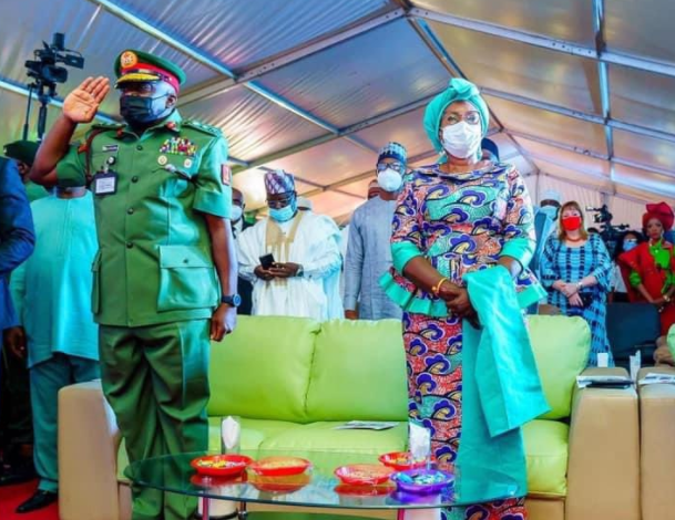 How Chief of Army Staff, Attahiru, wife, others died in Kaduna military plane crash