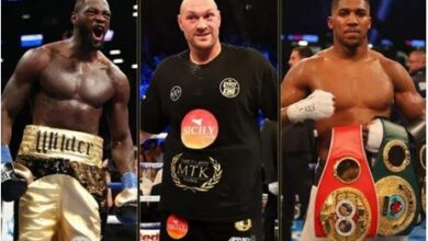Photo of Joshua-Fury fight doubtful as Wilder gets judgment against Fury