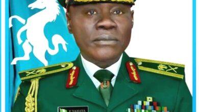 Photo of Senate confirms Maj Gen Farouk Yahaya as Chief Of Army Staff