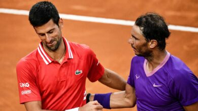 Photo of Nadal beats Djokovic to 10th Rome title