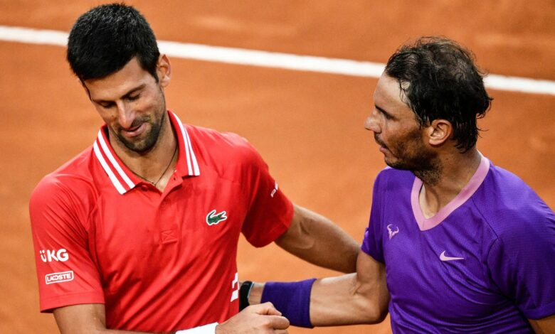 Nadal beats Djokovic to 10th Rome title