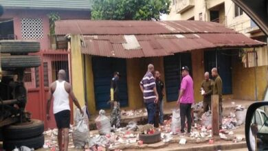 Photo of Residents panic as truckload of live bullets falls in Anambra