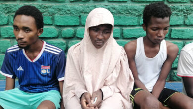 Photo of Three men arrested for conspiring to kidnap their neighbor's four year old son