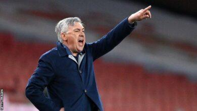 Photo of Ancelotti salutes Madrid fighting spirit in Valencia win