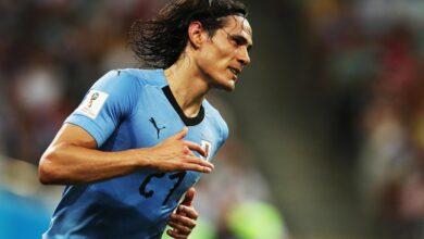 Photo of Cavani on target as Uruguay seal Copa America knockout spot