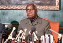 Photo of One of Africa's liberation giants and former Zambian president, Kenneth Kaunda is dead