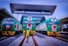 Photo of Lagos-Ibadan train service begins operation Tuesday