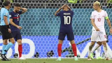 Photo of Mbappe sends France out of Euro 2020