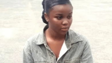 Photo of 21-year-old UNILAG undergraduate confesses to stabbing married Super TV CEO to death months into relationship
