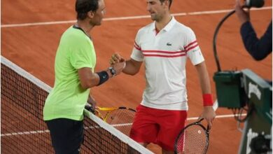 Photo of Djokovic dethrones Nadal in Paris