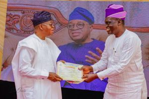 Photo of Osun spent N35bn on payment of pension, gratuities since 2018 – Oyetola