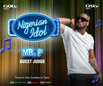 Nigerian Idol: Peter Okoye to appear as Guest Judge