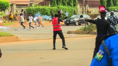 Photo of #June12Protests: PDP condemns clampdown on peaceful protesters