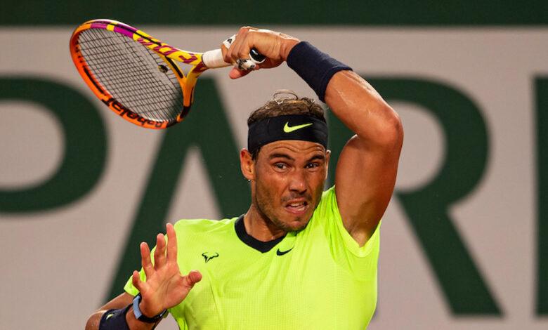 FRENCH OPEN: Nadal sinks Schwartzman to reach semi-finals