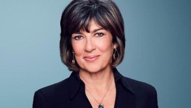 Photo of CNN's Christiane Amanpour Diagnosed With Ovarian Cancer