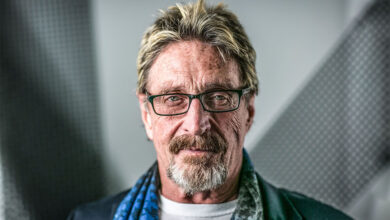 Photo of Antivirus software pioneer, John McAfee found dead in jail cell