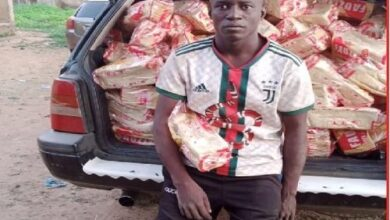 Photo of I made N70,000 daily supplying bread to bandits – suspect