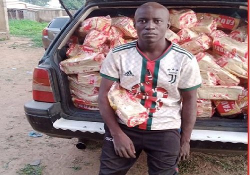 I made N70,000 daily supplying bread to bandits - suspect